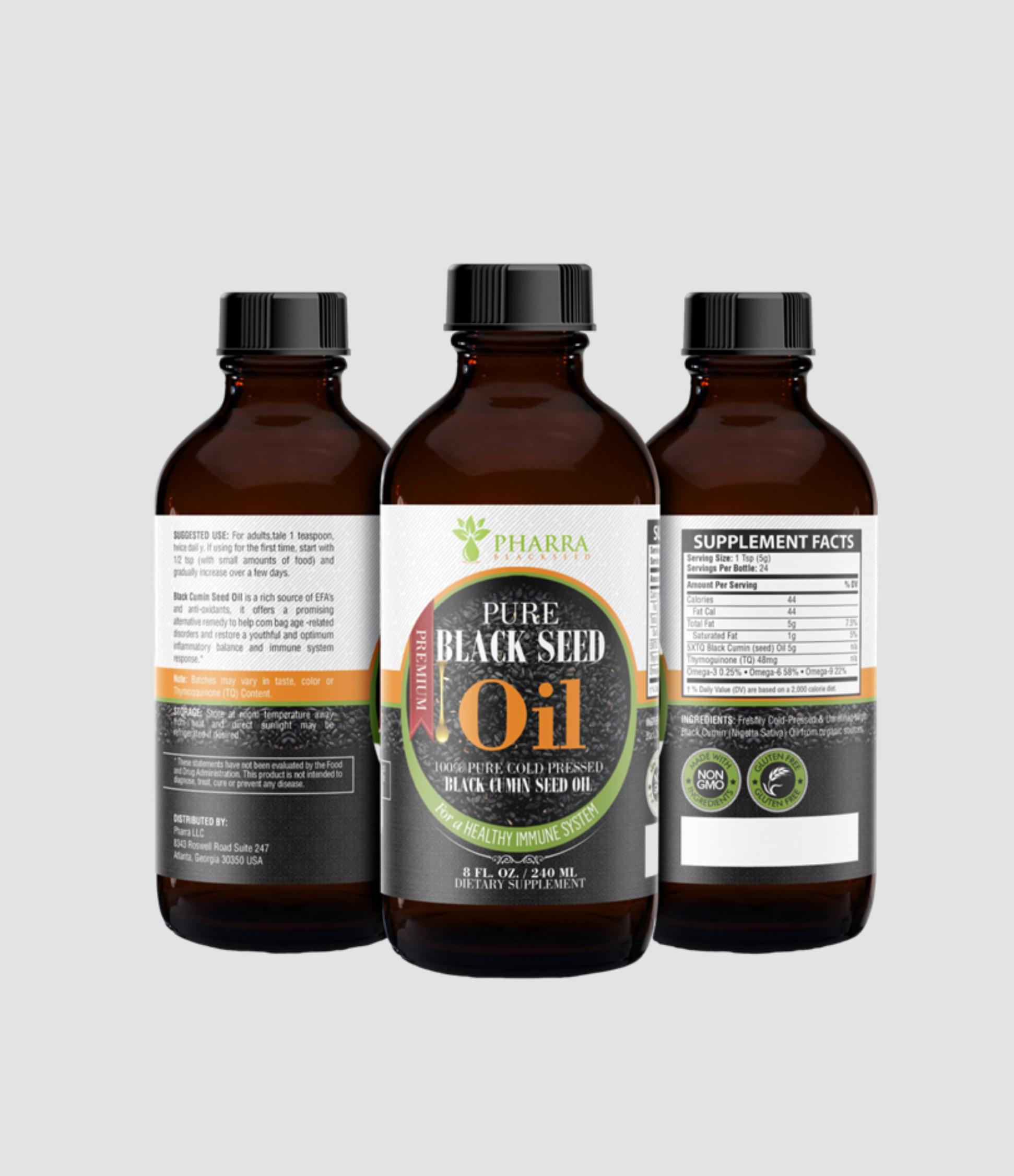 4 Oz Oil Bottle