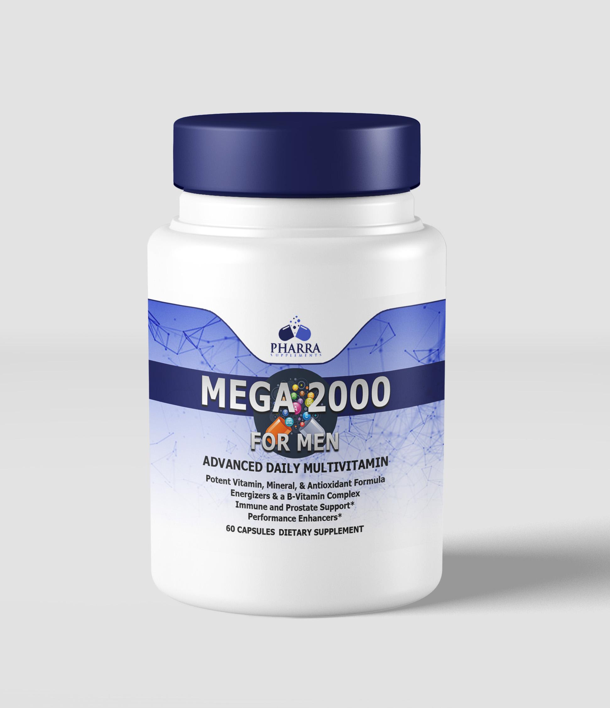Mega 2000 For Men