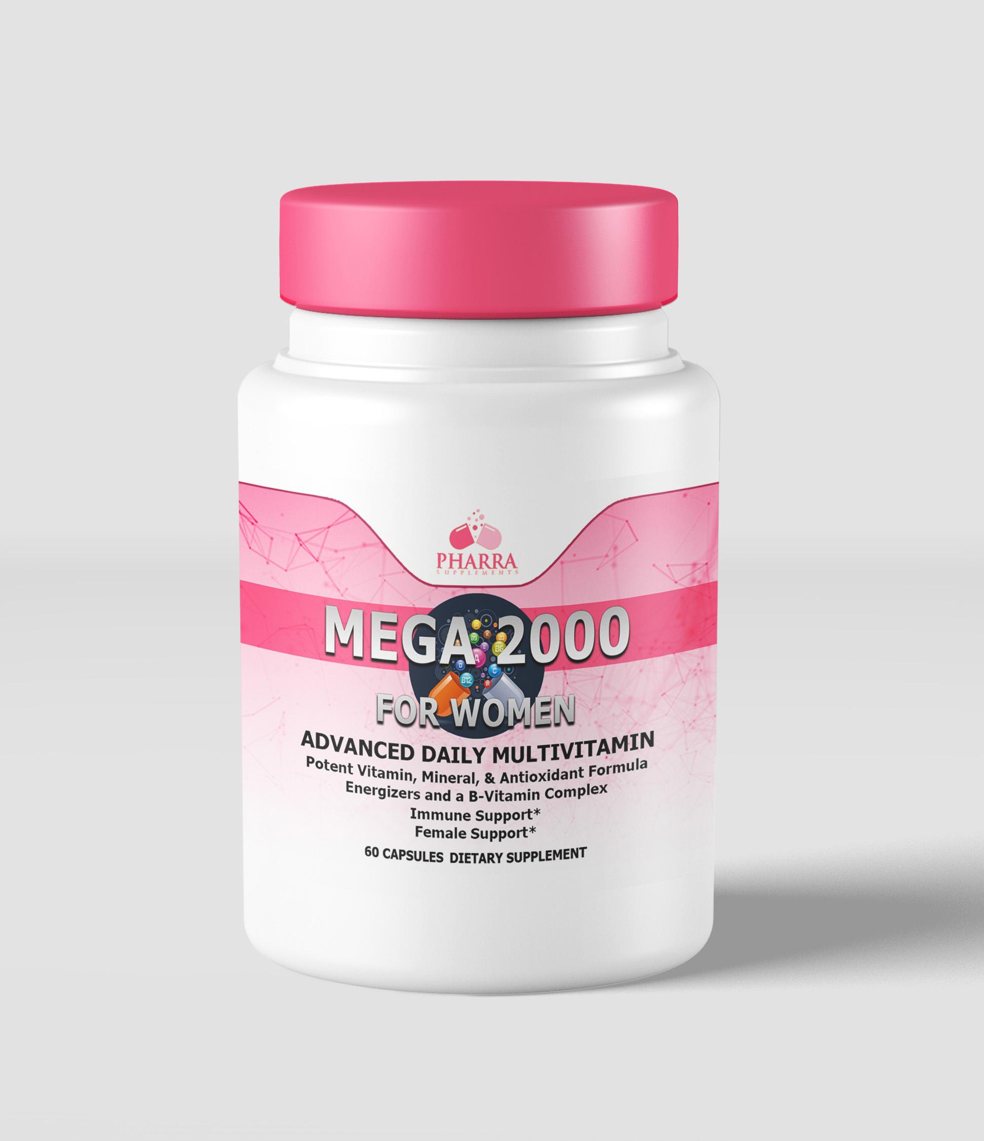 Mega 2000 for Women