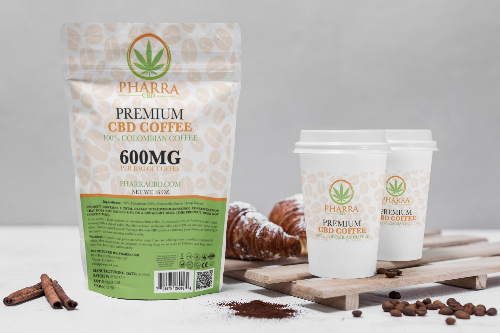 Colombian CBD Coffee