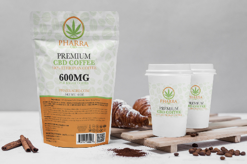 Ethiopian CBD Coffee